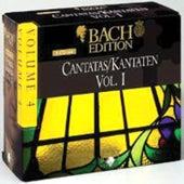 Bach Edition Vol. 4, Cantatas Vol. I Part: 4 by Knut Schoch