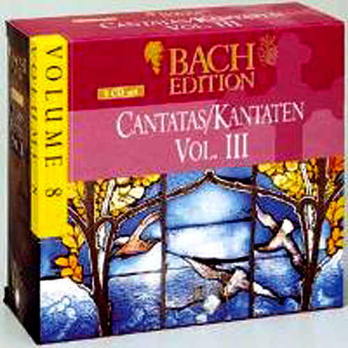 Bach Edition Vol. 8, Cantatas Vol. III  Part: 5 by Various Artists