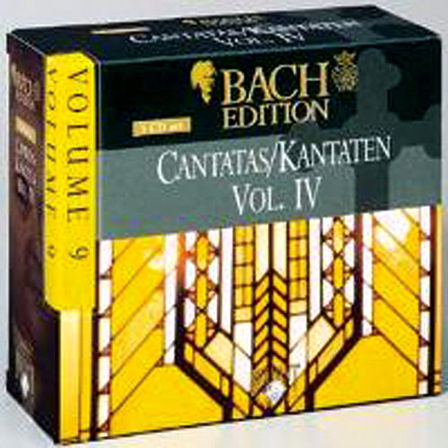 Bach Edition Vol. 9, Cantatas Vol. IV Part: 4 by Various Artists