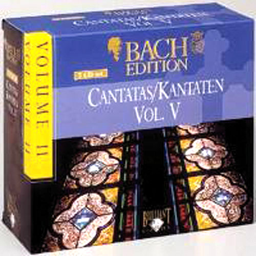 Bach Edition Vol. 11, Cantatas Vol. V Part: 1 by Various Artists