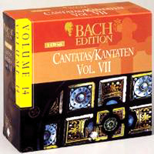 Bach Edition Vol. 14, Cantatas Vol. VII Part: 3 by Various Artists