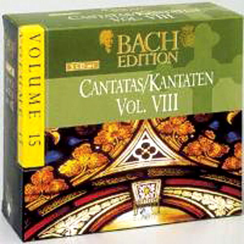 Bach Edition Vol. 15, Cantatas Vol. VIII Part: 2 by Various Artists