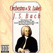 J.S. Bach: Concertos For Flute, Violin And Oboe d'Amore by Elizabeth Mann