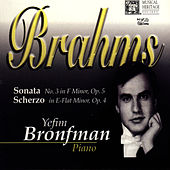 Brahms: Piano Sonata No. 3- Scherzo, Op. 4 by Yefim Bronfman