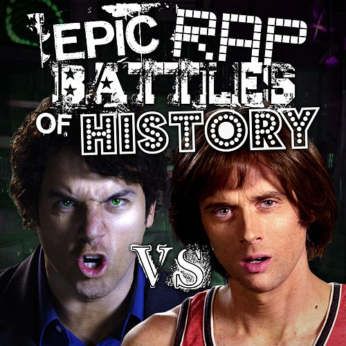 Bruce Banner vs Bruce Jenner by Epic Rap Battles of History