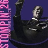 Stompin' Vol.26, 20 Crazed Rhythm´n´blues Pounders von Various Artists