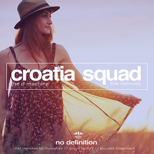 The D Machine - The Remixes by Croatia Squad