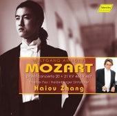 Mozart: Piano Concertos Nos. 20 & 21 by Haiou Zhang