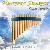 Panpipes Sunrise by Jamie Llewellyn