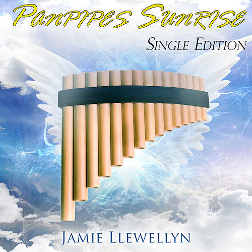 Panpipes Sunrise by Jamie Llewellyn