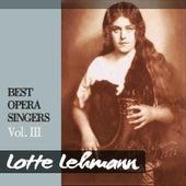 Best Opera Singers, Vol. III by Various Artists