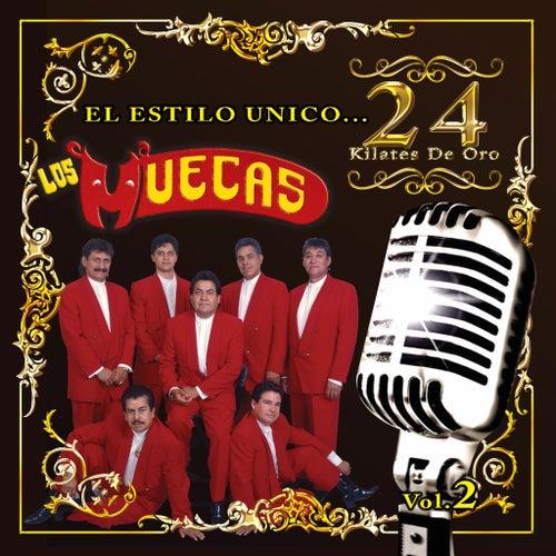 24 Kilates De Oro, Vol. 2 by Los Muecas
