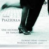 Une histoire de tango by Florent Héau and Marcela Roggeri