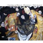 Cristóbal de Morales: Magnificat, Vol. 1 (Arr. for Guitar) by Noel Akchoté