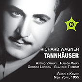 WAGNER: Tannhäuser by Jerome Hines