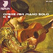 Opere per piano solo No. 8 by Various Artists