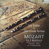 Mozart: Clarinet Quartet, Op. 79 by Jean-Claude Veilhan