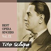 Best Opera Singers, Vol. IX by Various Artists