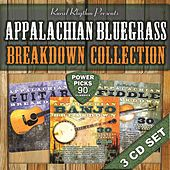 Appalachian Breakdown Bluegrass Collection – Power Picks – 90 Classics by Various Artists