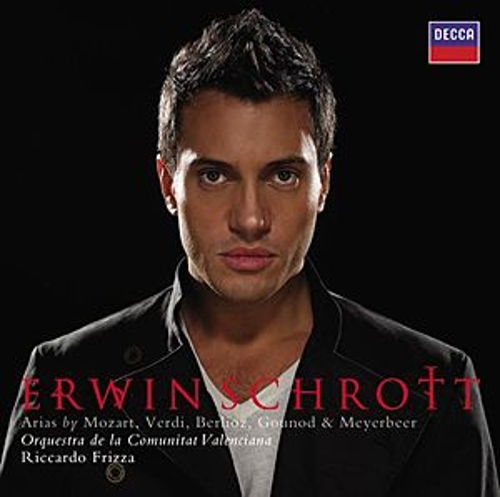 Erwin Schrott - Arias by Mozart, Verdi, Berlioz, Gounod & Meyerbeer by Erwin Schrott