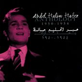 Anthology (1950-1954) by Abdel Halim Hafez