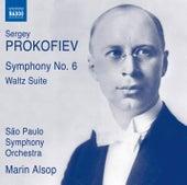 Prokofiev: Symphony No. 6, Op. 111 & Waltz Suite, Op. 110 by Orquestra Sinfônica Do Estado De São Paulo