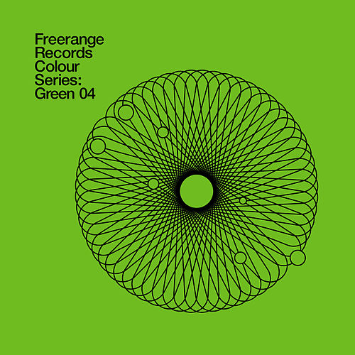 Colour Series: Green 04 by Various Artists