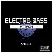 Electro Bass Attack, Vol.1 - EP by Various Artists