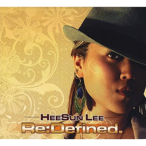 Re:Defined. by Heesun Lee