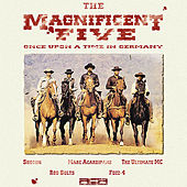 Marc Acardipane Presents The Magnificent Five by Various Artists