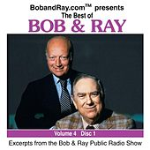 Best Of Bob & Ray: Volume 4 Disc 1 by Bob (6)