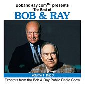 Best Of Bob & Ray: Volume 1 Disc 3 by Bob (6)