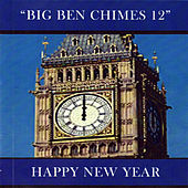 Big Ben Chimes 12 by Tony Evans
