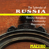 The Splendor Of Russia by Various Artists