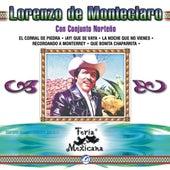 Lorenzo De Monteclaro Con Conjunto Norteno  Feria Mexicana by Lorenzo De Monteclaro