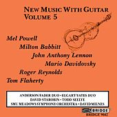 STAROBIN, David: New Music with Guitar, Vol. 5 by Various Artists