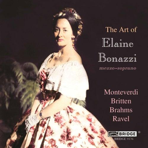 BONAZZI, Elaine: The Art of Elain Bonazzi by Elaine Bonazzi