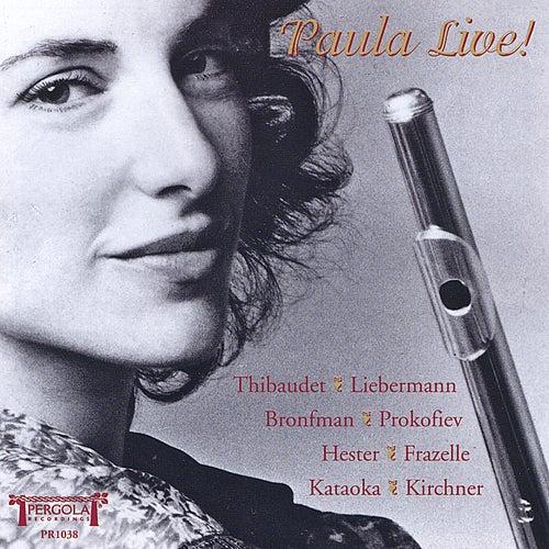 Paula Live by Paula Robison