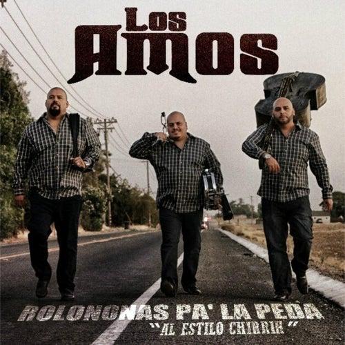 Rolononas pa' la Peda by Los Amos
