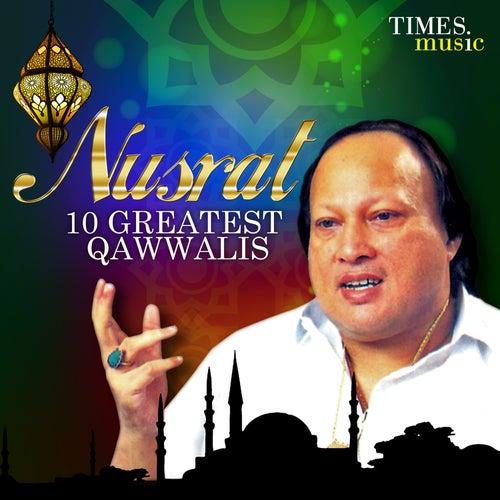 Nusrat – 10 Greatest Qawwalis by Nusrat Fateh Ali Khan