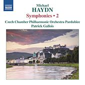 M. Haydn: Symphonies, Vol. 2 von Filip Dvořák