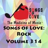 Songs of Love: Rock, Vol. 314 by Various Artists