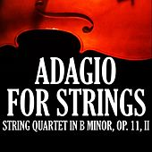 Barber: Adagio for Strings (String Quartet in B Minor, Op. 11: II.) by Piano Man