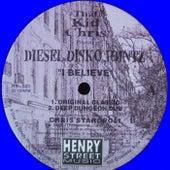 That Kid Chris present Diesel Disko Jointz REMASTERED - Single by That Kid Chris