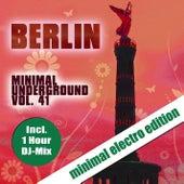 Berlin Minimal Underground, Vol. 41 by Sven Kuhlmann