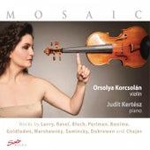 Mosaic by Orsolya Korcsolan