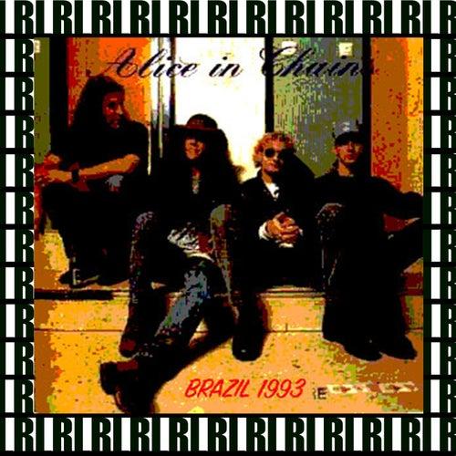 Praça Da Apoteose, Rio De Janeiro, Brazil, January 22nd, 1993 (Remastered, Live On Broadcasting) von Alice in Chains