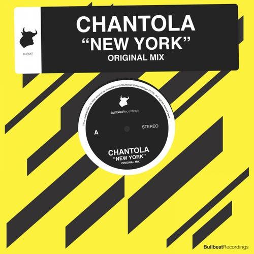 New York by Chantola