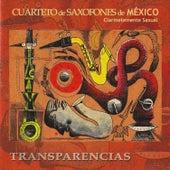Clarinetemente Saxual, Transparencias by Cuarteto de Saxofones de México