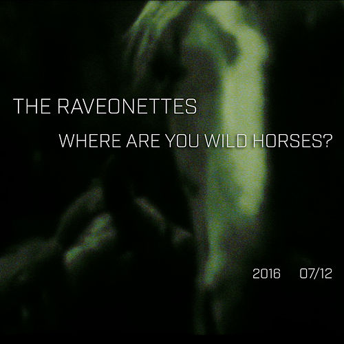 Where Are You Wild Horses von The Raveonettes